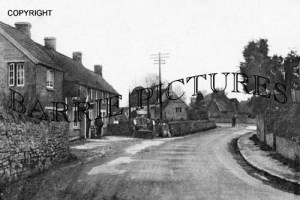 Backwell, West Town 1921