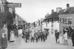 Banwell, Village c1905