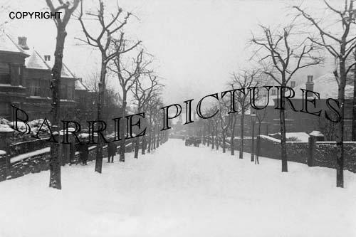 Bristol, Carnavon Road c1920