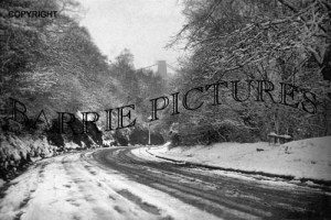 Clifton, Valley Road c1920