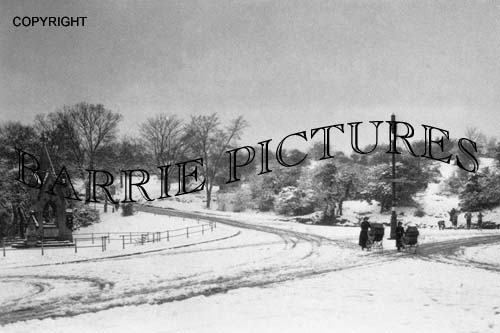 Clifton, The Downs c1920
