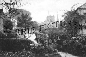 Burrington, Village 1911
