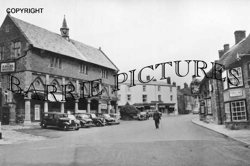 Castle Cary, 1955