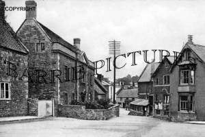 Castle Cary, Post Office c1920