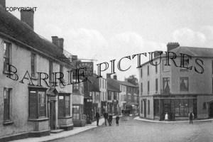 Castle Cary, Market Place c1905