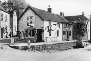 Chew Magna, The Old Toll House c1960