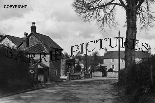 Chew Stoke, Lower Cross Roads c1920