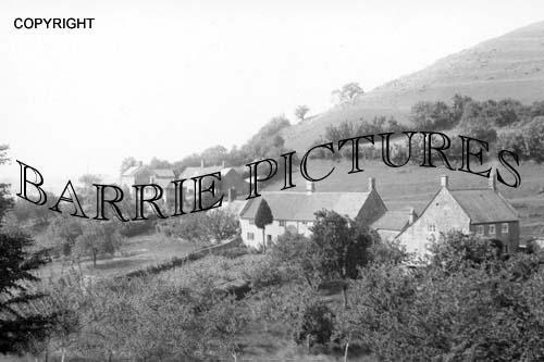 Chiselborough, c1920