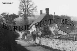 Cleeve, Village c1920