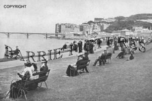 Clevedon, Gren Beach 1906