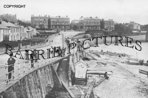 Clevedon Sea Front 1913