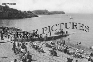 Clevedon, The Beach c1930