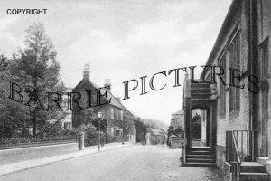 Crewkerne, Abbey Street c1910