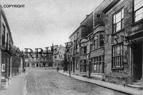 Crewkerne, East Street 1906