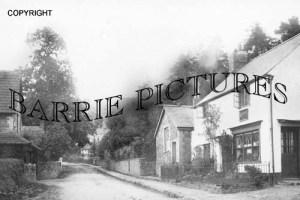 Crowcombe, c1920
