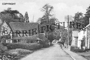 Crowcombe, Post Office c1910