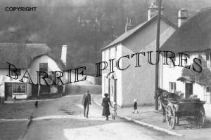 Dulverton, 1922