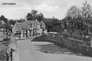 Freshford, the Bridge and Inn c1940