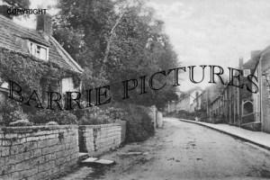 Glastonbury, Bove Town 1907