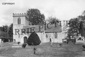 Hinton Charterhouse, Parish Church c1930