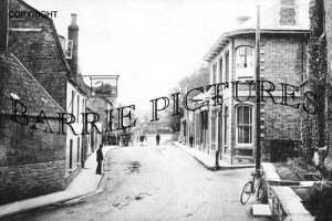 Langport, North Street c1900