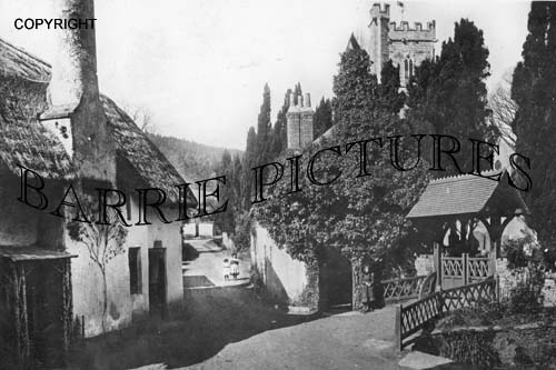 Luccombe, Village 1910