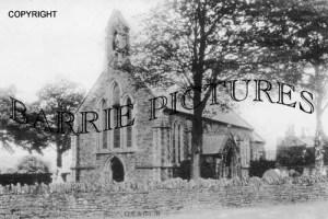 Nailsea, Christ Church c1905