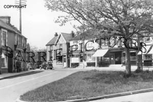 Nailsea, Green and Post Office c1960