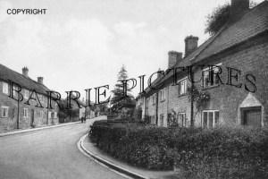 North Perrott, Middle Street c1930