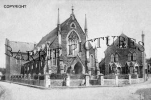 South Petherton, Congrational Church c1900