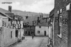 Stogumber, Village 1943