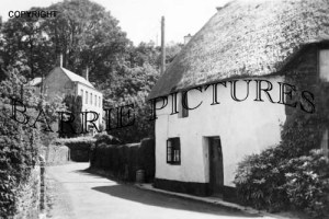 Timberscombe, c1950