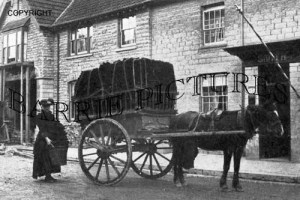Shapwick, Turfing 1908