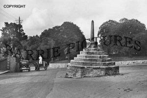 Westbury sub Mendip, The Cross c1940