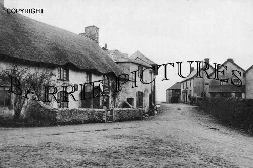 Whedden Cross, Village 1911
