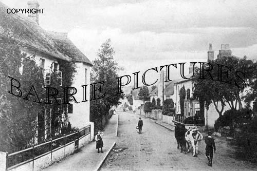 Williton, Long Street 1908