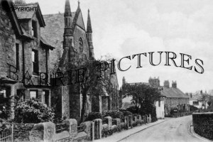 Williton, Tower Hill Wesleyan Church c1950