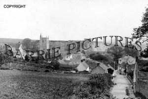 Bleadon, 1905