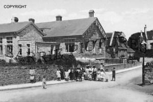 Yatton, Church Street 1909