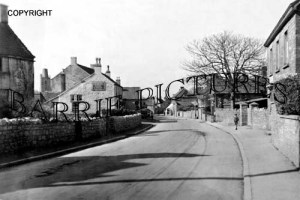Yatton, High Street c1920
