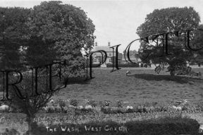 West Coker, The Wash c1930