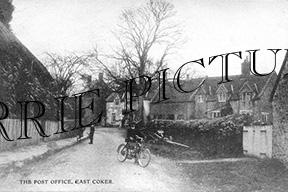 East Coker, Post Office c1910