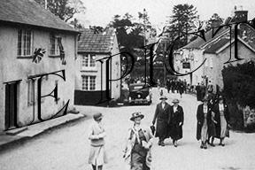 Awliscombe, c1935
