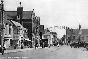 Barnstable, The Strand c1935
