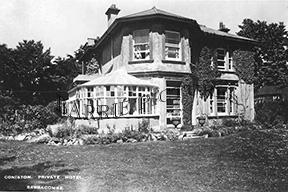 Babbacombe, Coniston Private Hotel c1950