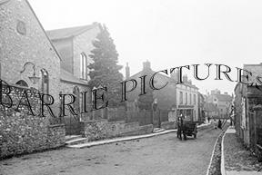 Axminster, Station c1910