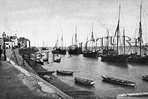 Appledore, The Quay c1900