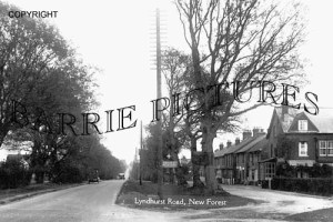 Ashurst, Lyndhurst Road c1930