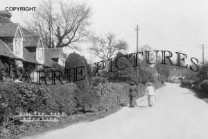 Beaulieu, Hill Top Road c1900
