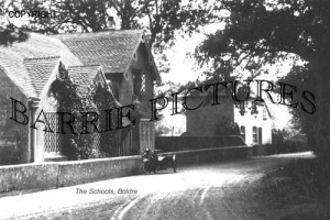 Boldre, School c1930